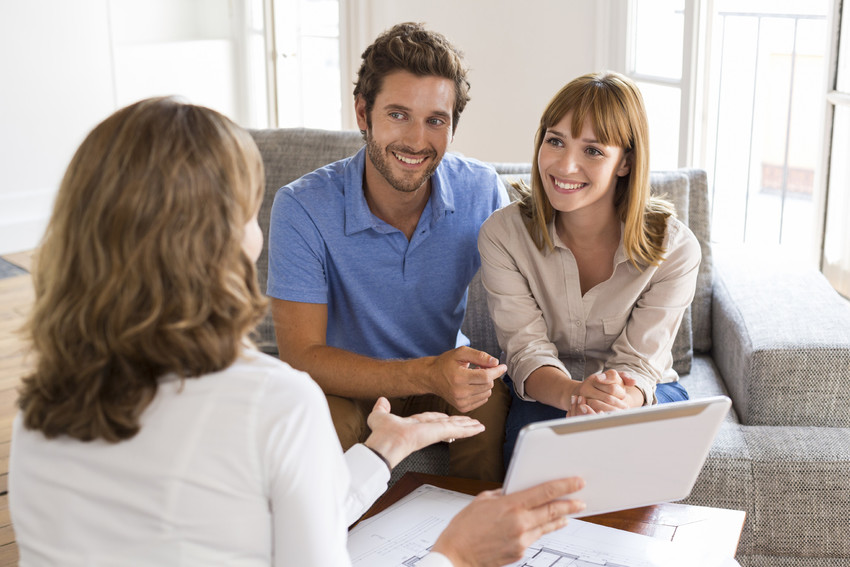 meet with your lender