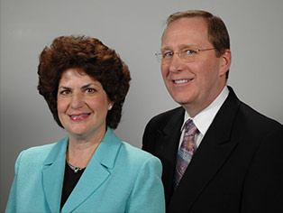 Mike & Mary Photo